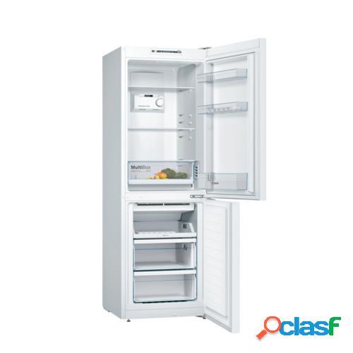 Bosch Serie 2 KGN33NW3A nevera y congelador Independiente