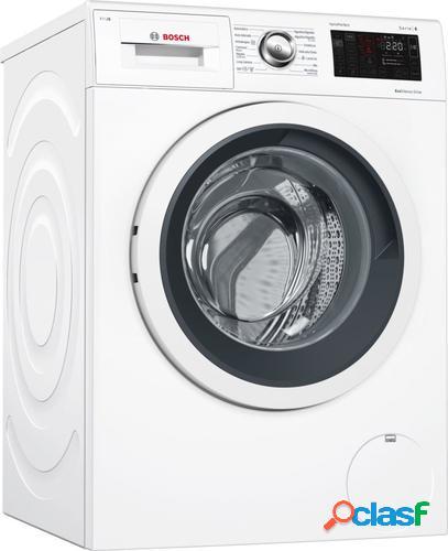 Bosch WAT24662ES lavadora Independiente Carga frontal Blanco