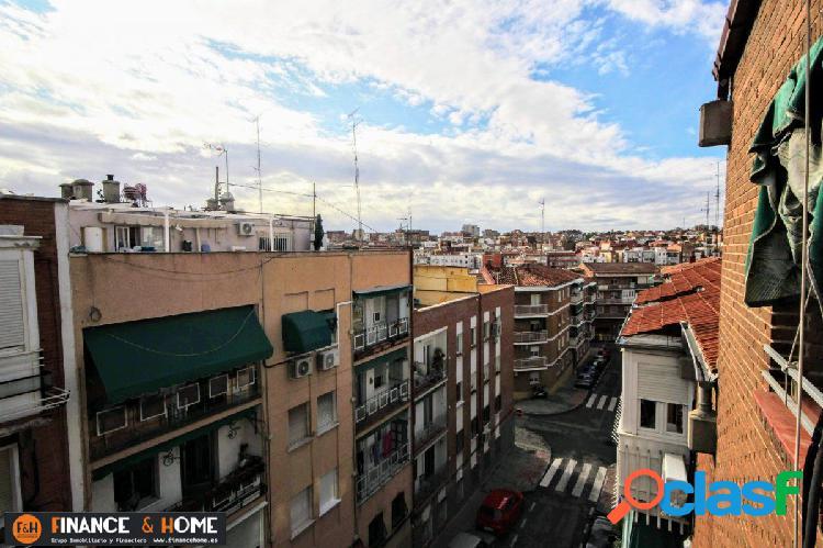 FyH Finance and Home Vende Piso en Lucero, Latina. Madrid.