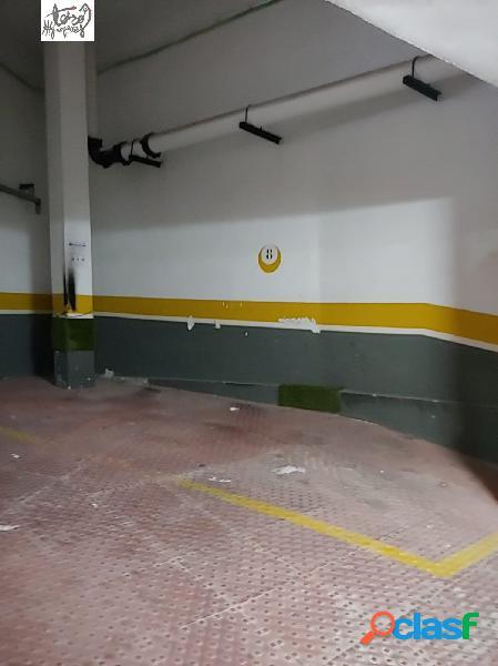 Gran piso con garaje en La Laguna.