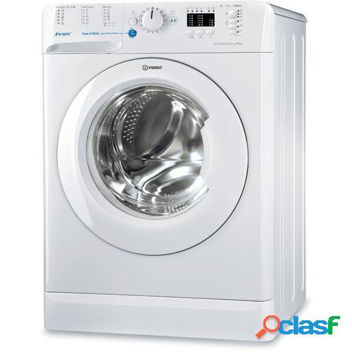 Indesit BWA 71252 W EU lavadora Independiente Carga frontal