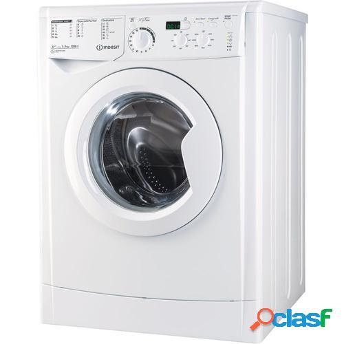 Indesit EWD 91283 W EU lavadora Independiente Carga frontal