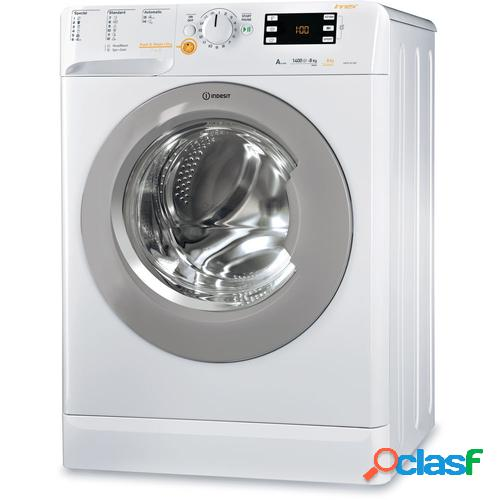 Indesit XWDE 861480X WSSS EU Carga frontal Independiente