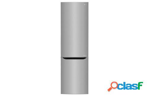 LG GBB60PZGFS nevera y congelador Independiente Acero