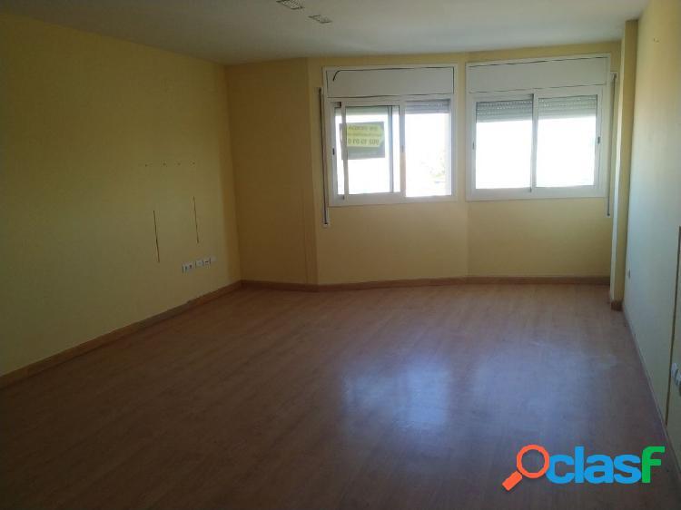 Piso de 76 m2 con 3 habitaciones