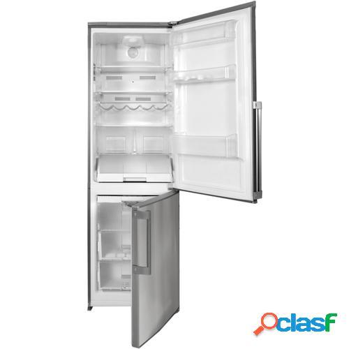 Teka NFE2 320 X nevera y congelador Independiente Acero
