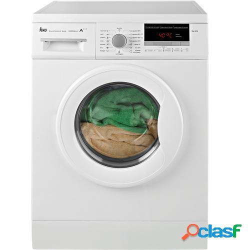 Teka TK4 1270 lavadora Independiente Carga frontal Blanco 7