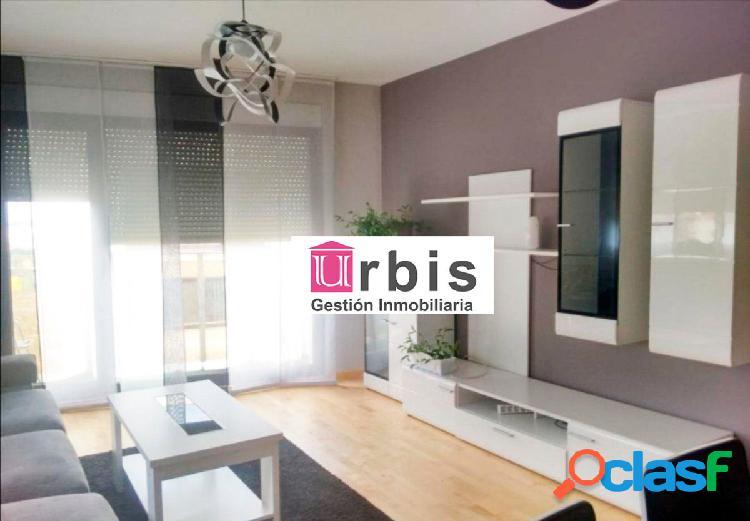 Urbis te ofrece un espectacular piso en alquiler en