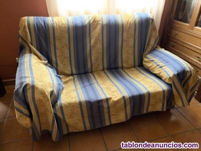Vendo sofas de 2 y 3 plazas