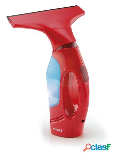 Vileda Windomatic limpiador eléctrico ventana Azul, Rojo