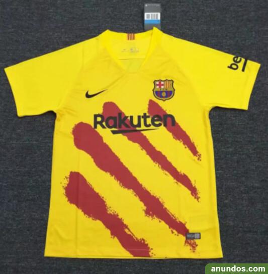 Barcleona a thai camiseta de futbol - Madrid Ciudad