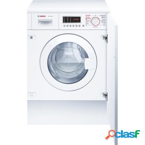 Bosch Lavasecadora Integrable WKD28541EE Blanco