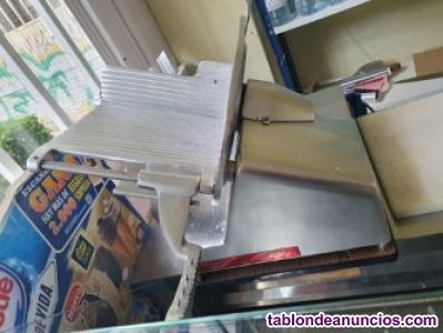 Maquina de cortar embutido