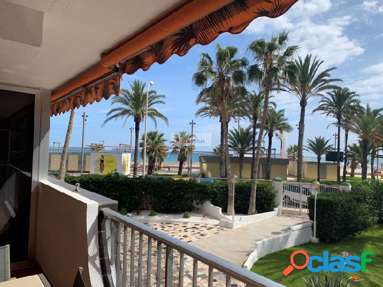 Primera linea Playa de San Juan, inmejorable ubicación en