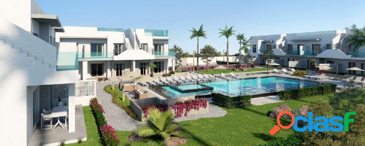 Residencial de lujo de 36 viviendas