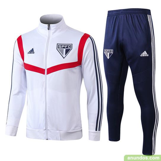 Sao paulo  chaqueta y chandal de futbol - Almería