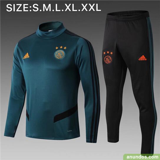Ajax  chandal y chaqueta de futbol mas baratas -