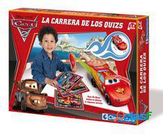 Clementoni Coche Educativo Cars 2
