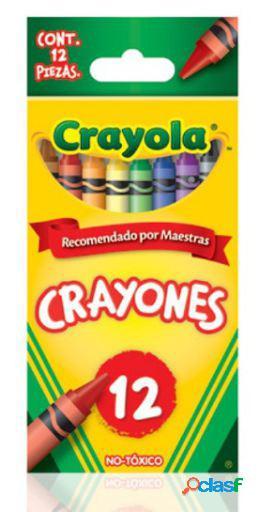 Crayola 12 Ceras Crayola
