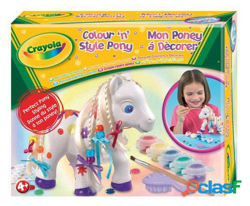 Crayola Decora Tu Poney
