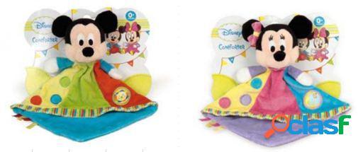 Famosa Comforter Mickey o Minnie Disney Baby
