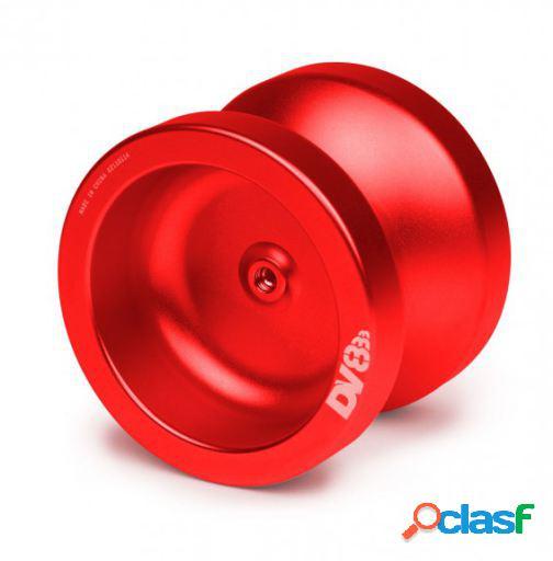 Fábrica de Juguetes Energía Yoyo Dv888 Rojo