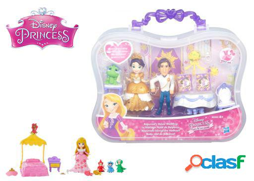 Hasbro Princesas Disney Maletín Muñecas Cuento
