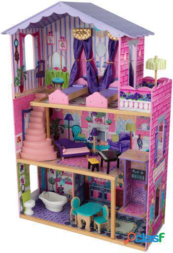 KidKraft Casa de muñecas La mansión de mis sueños de
