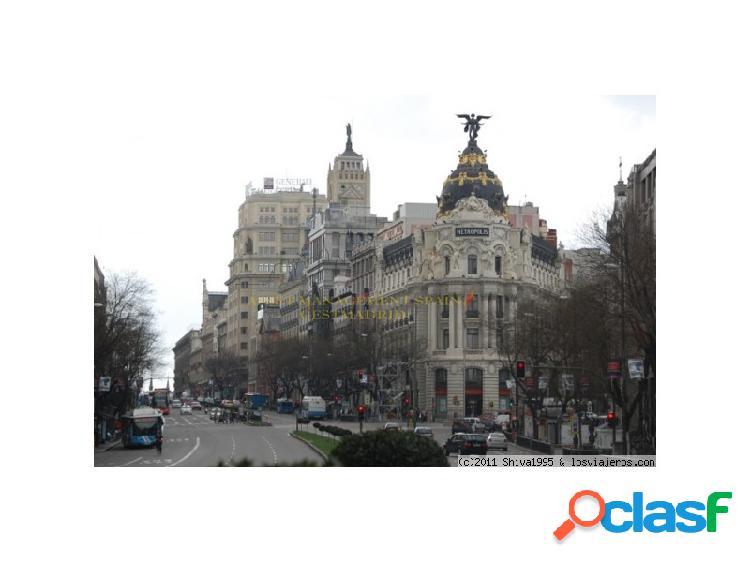 Local en Rentabilidad en el centro de Madrid