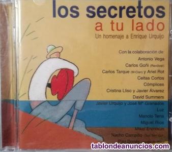 Los secretos -2 cd's