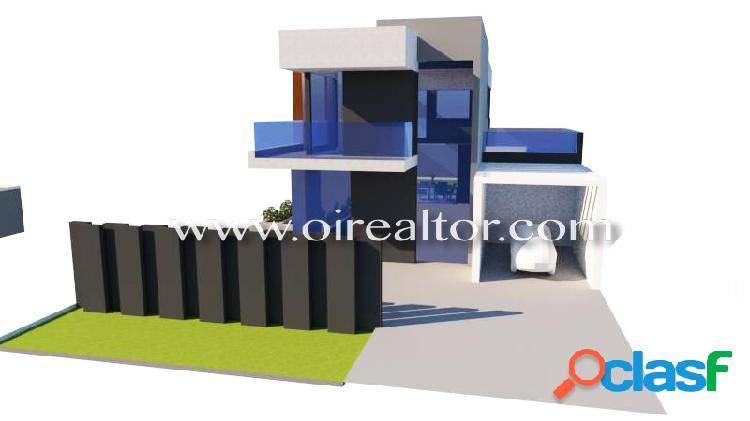 Nueva construcción, Villa en el canal (Con Amarre)