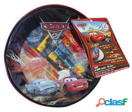 Play Doh Cars Mochila Con Set De Actividades 20 Pzas
