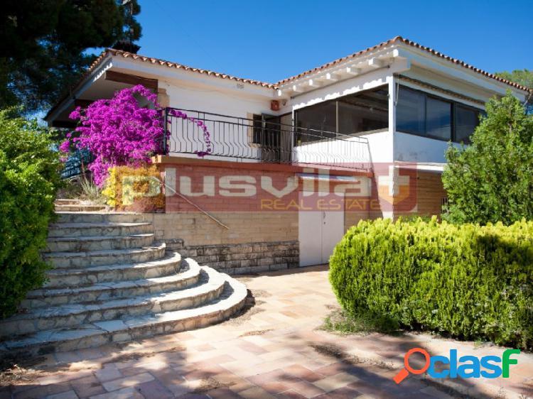 Preciosa casa en venta Banyeres del Penedes, Tarragona.