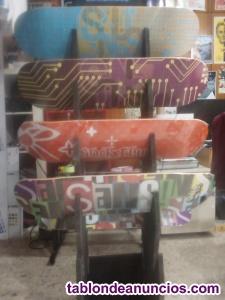 Liquidación tablas de skate