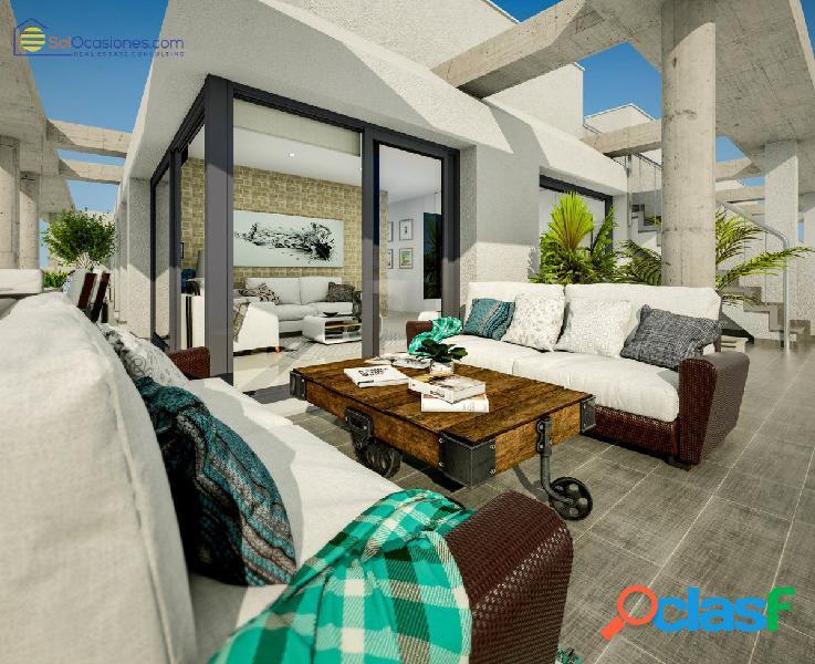 Apartamento en el centro de Torrevieja 150m de la playa !