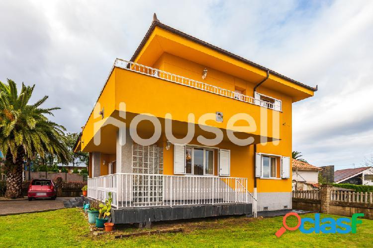 Espectacular chalet en venta de 220 m² y 600 m² de