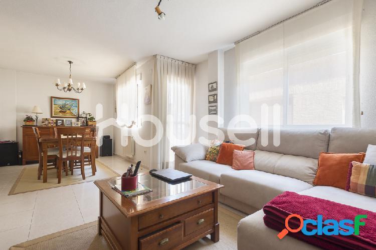 Espectacular chalet en venta de 232 m² y 124 m²de parcela