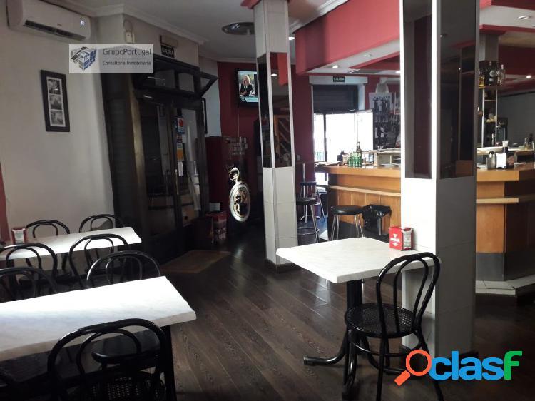 Traspaso Bar Cafetería 140m² en zona Tetuán