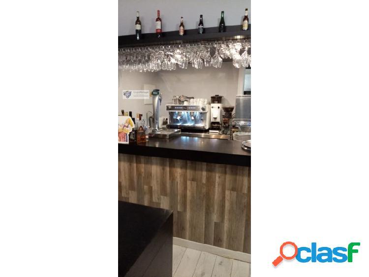 Traspaso Bar Restaurante 45m² con terraza, en zona Pozuelo