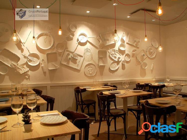 Traspaso Bar Restaurante de 100m² en zona Trafalgar