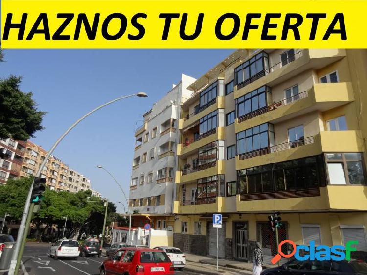 Vivienda y local en Santa Cruz de Tenerife procedente de