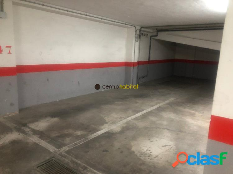 Dos plazas de garaje en el Centro de Elda