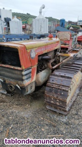 Tractor de cadenas massey ferguson 164 c