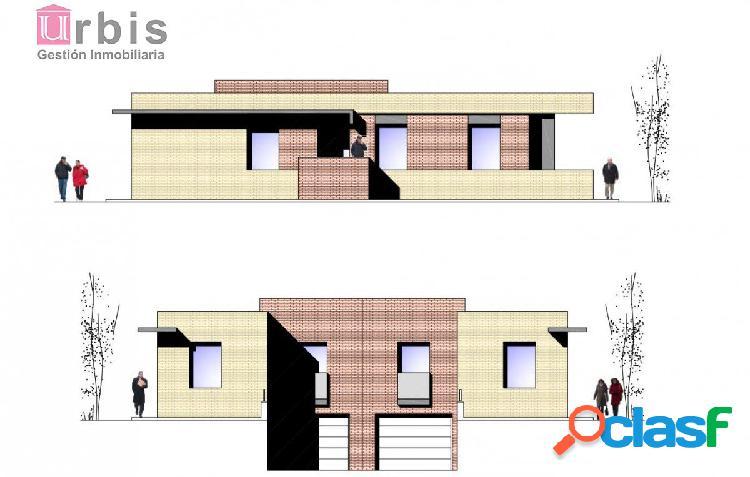 Urbis te ofrece unos chalets pareados en Nuevo Naharros,