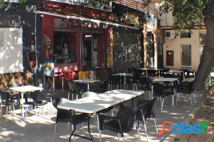 Venta o alquiler negocio hostelero plaza Honduras