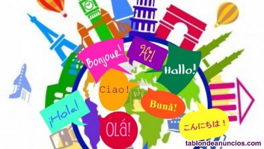 Clases de francés e italiano