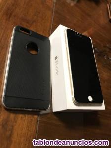 Iphone 6 plus oro 128gb
