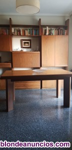 Mueble comedor y mesa