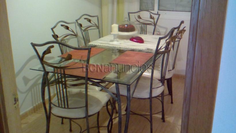 Oferta - mesa de diseño 6 sillas