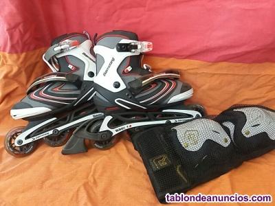 Vendo patines de competicion
